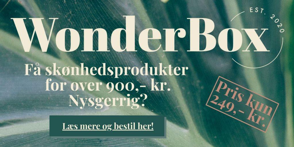 WonderBox - Billige professionelle skønhedsprodukter